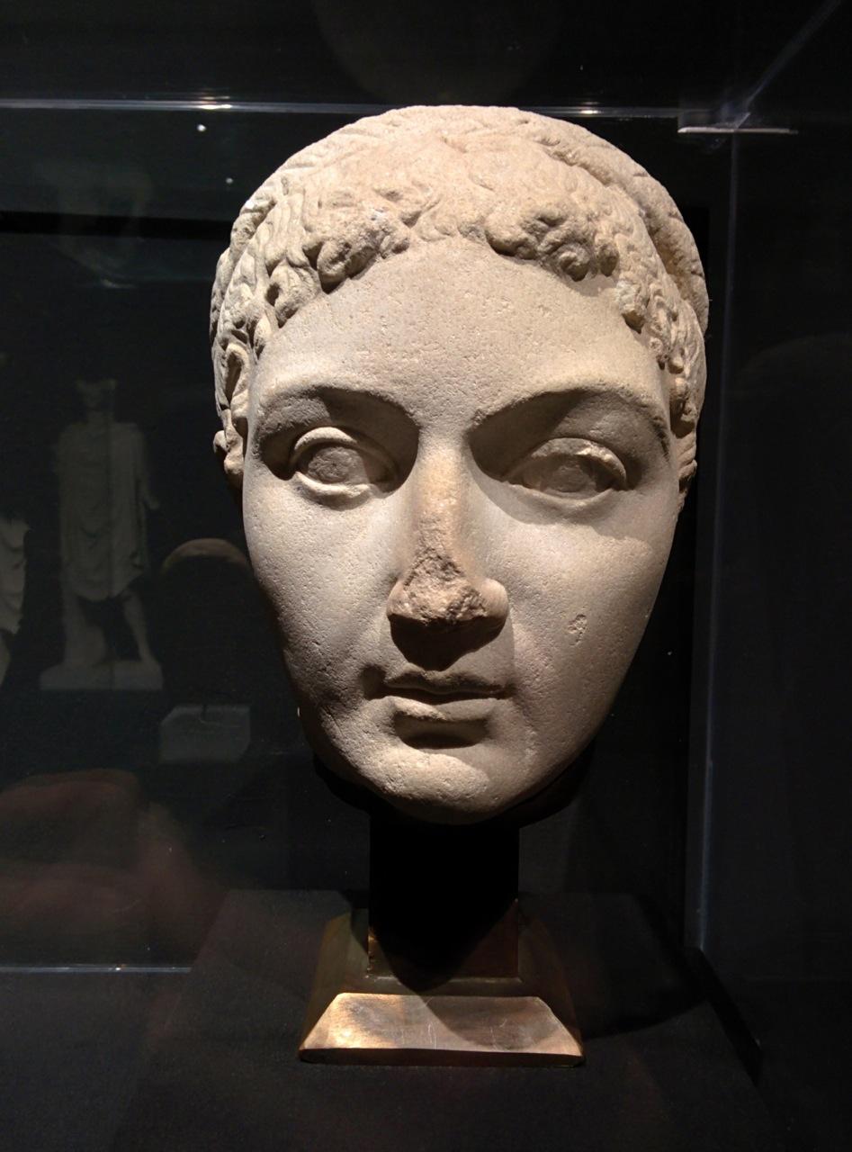 Kleopatra and Rome